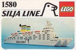1580-Silja Line Ferry