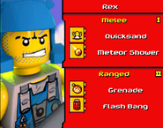 Ninjago rex