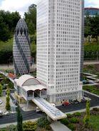 Lego Canary Wharf 3