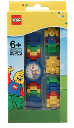 Minifig watch 2