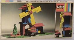 352-Windmill and Lorry