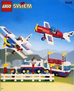 6345 Aerial Acrobats