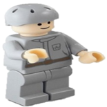 Lego Rebel Technician