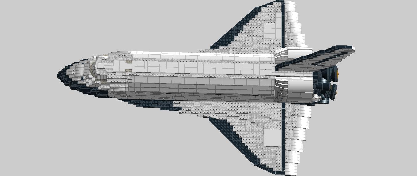 lego space shuttle endeavour sets - photo #16