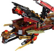 Lego Ninjago Final Flight of Destiny's Bounty 12