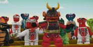 Samurai X Punch