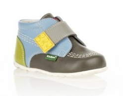 Kick Hi LEGO Baby Leather Boot-1
