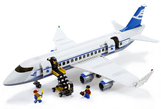 LEGO 7894 (City) Airport [Ship to Worldwide] *BRAND NEW &amp ...