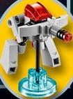 Dimensions Laser Robot Walker