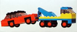 651-Tow Truck and Car