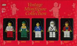 852769-Vintage Minifigure Collection Vol. 5