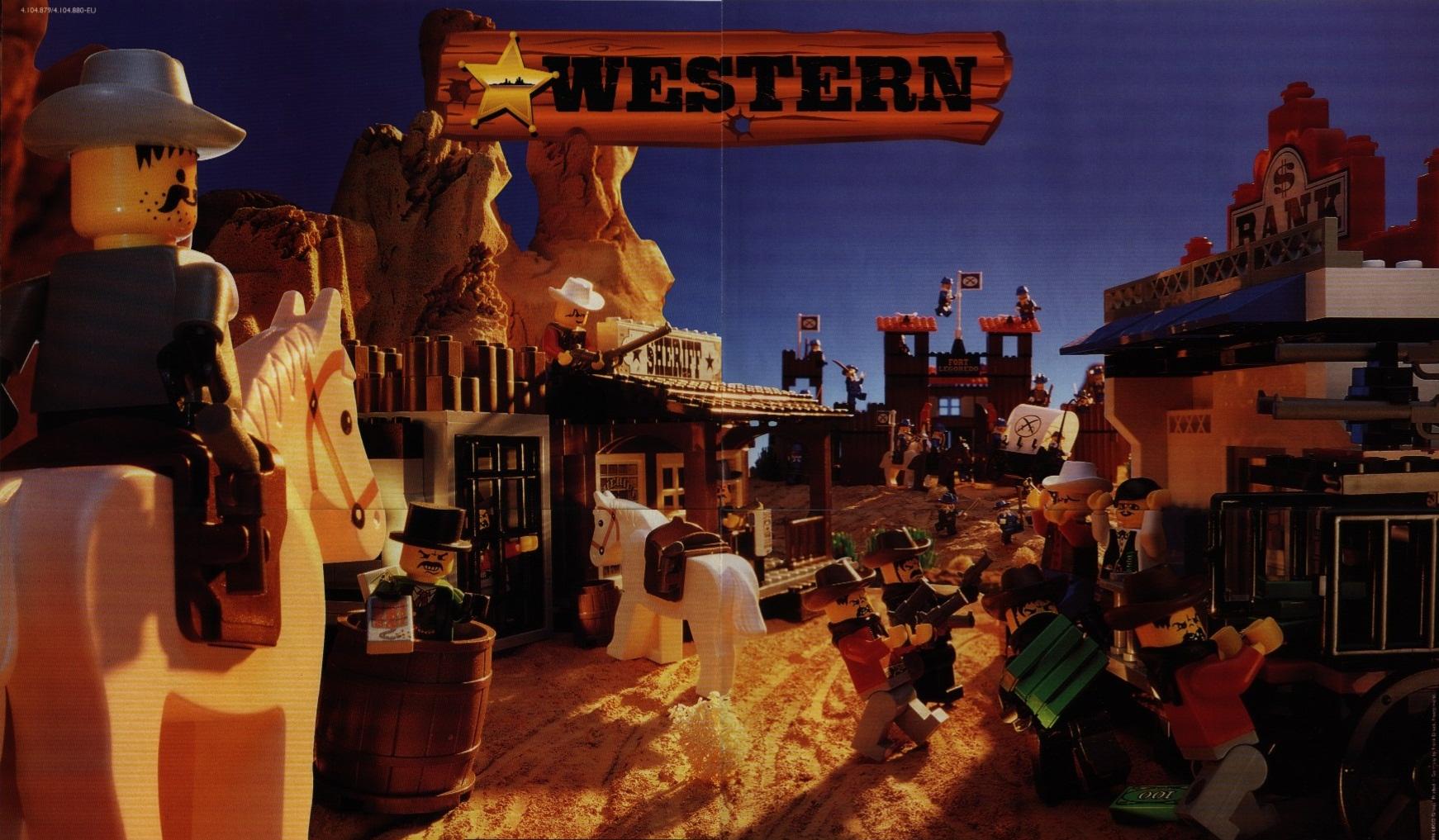 Western Brickipedia Fandom Powered By Wikia