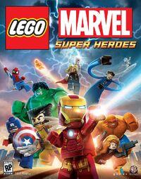LEGO Marvel Superheroes Boxart