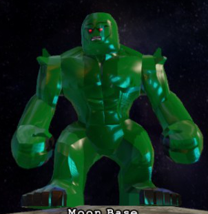 Image - Martian Manhunter (True Form) Miiverse.png | LEGO Games ...