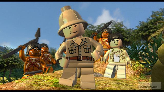 Belloq Jungle Lego Indiana Jones Wiki Fandom Powered