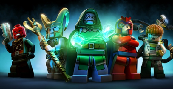 image doctor doom and villainsjpg lego marvel and dc