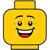 Happy Minifig