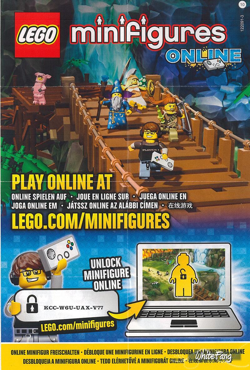 User blog:Sim533/Universal Codes for Series 12? | LEGO ...
