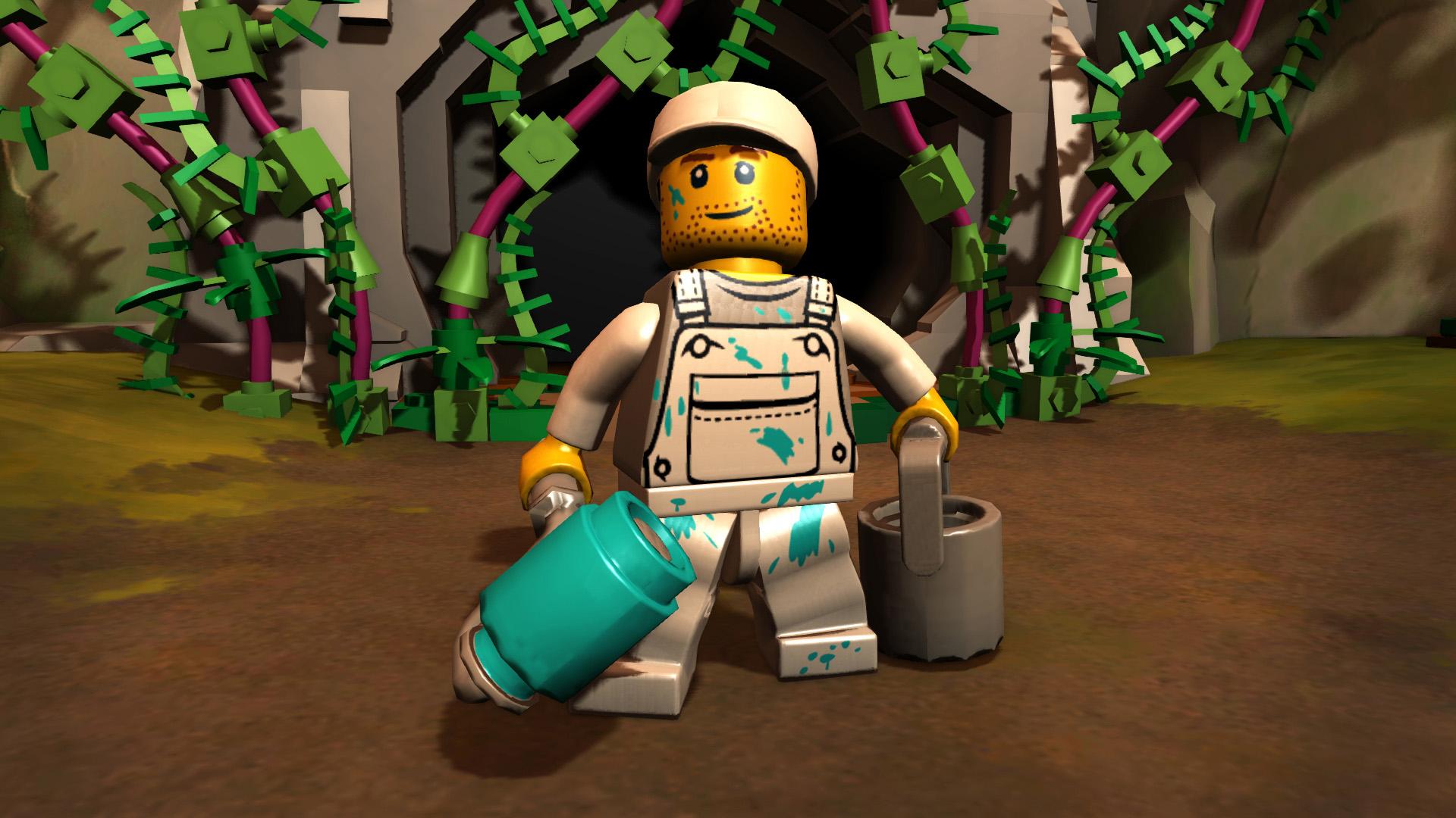 Decorator | LEGO Minifigures Online Wiki | Fandom powered ...