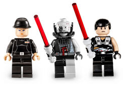 Lego the force unleashed figures