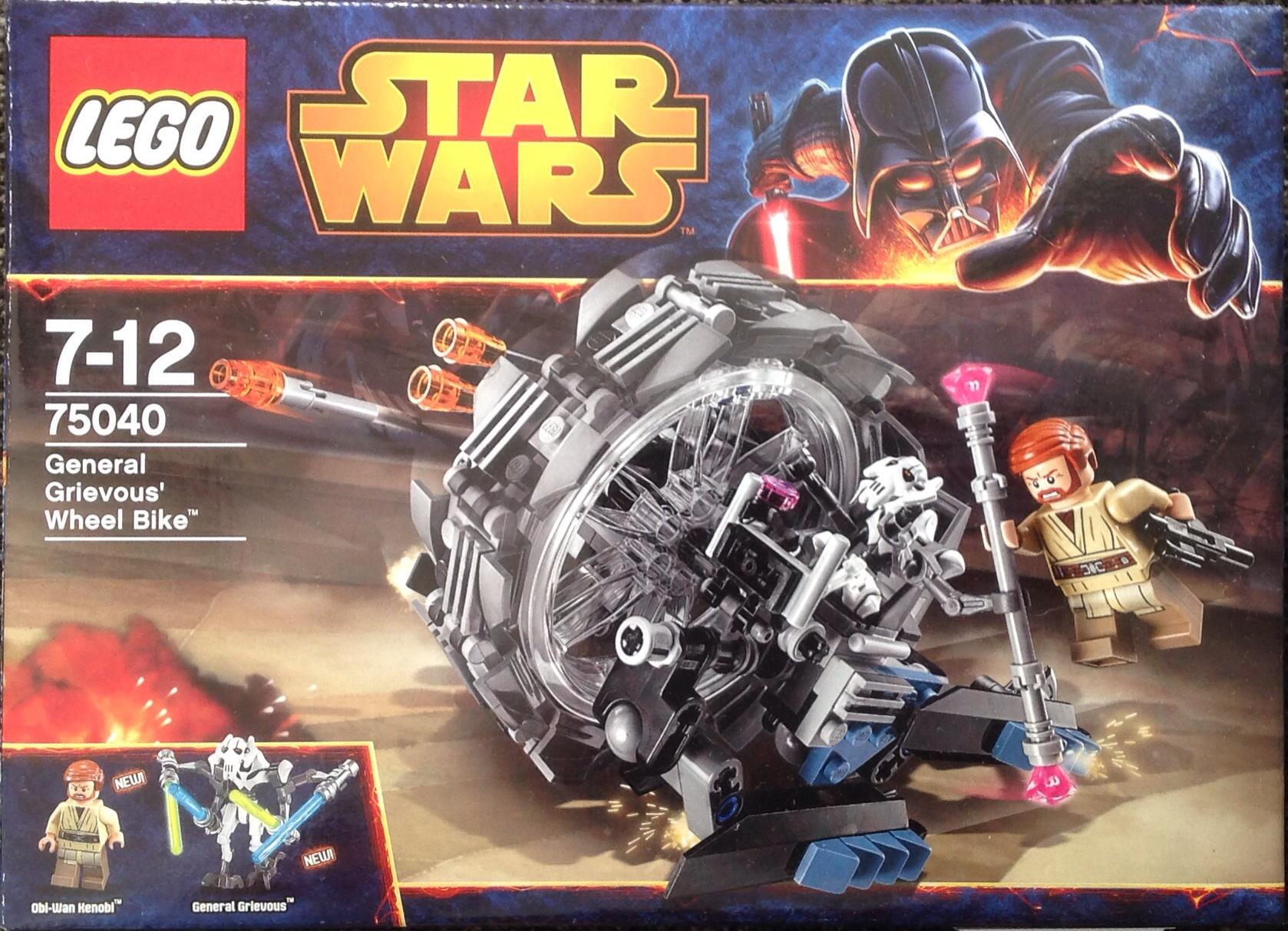 75040 General Grievous Wheel Bike Lego Star Wars Wiki