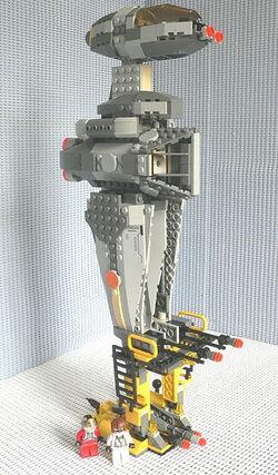 6208 B-Wing Fighter