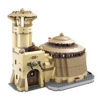 Outside Jabba's Palace