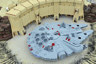 LLD Miniland Star Wars Tatooine