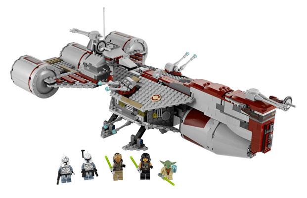 7964 republic frigate lego star wars wiki fandom. Black Bedroom Furniture Sets. Home Design Ideas