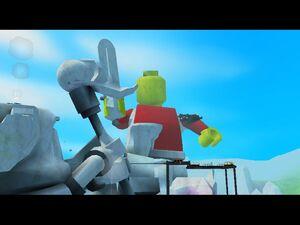 LEGO Universe Monument
