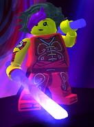 Vanda Darkflame In-game