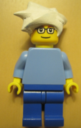 ProfessorBrickkeeper Custom Unfinished