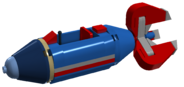 LEGO Club Rocket
