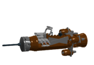 Steampunk Rocket