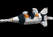 Nexus Force Promo Rocket