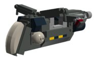 Nexus Dropship Rocket