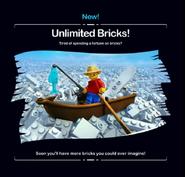 Unlimited Bricks?