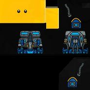 Torsos Fackit SpaceRanger3 I5