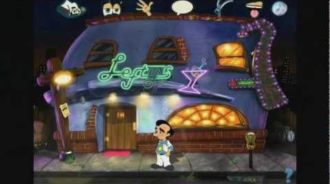 Leisure Suit Larry Reloaded Kickstarter Video