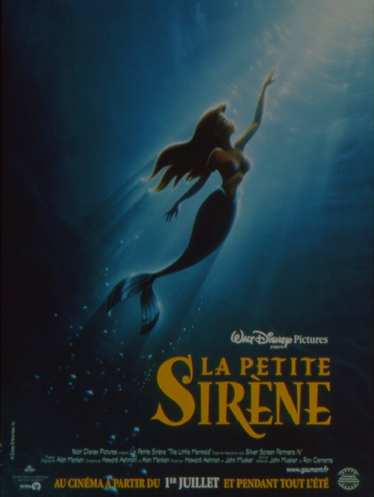 La petite sir ne film disney wiki fandom powered by wikia - Image petite sirene ...