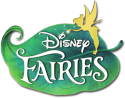 Disney Fairies Current Logo