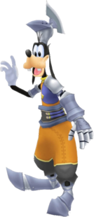 Goofy (Knight outfit) KH