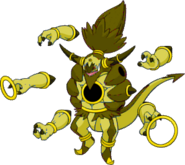 Shiny Hoopa Unbound DW