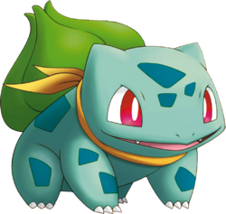 001 Bulbasaur ES