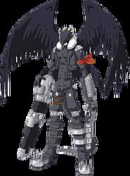 Beelzemon Blast Mode Toei