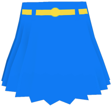 Supergirl Alpha Skirt
