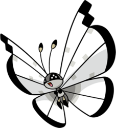 666 Vivillon Icy Snow DW