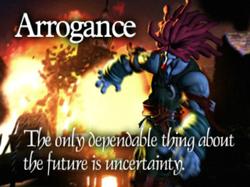 Amarant Coral FFIX Arrogance