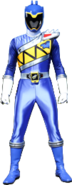Dino Charge Blue