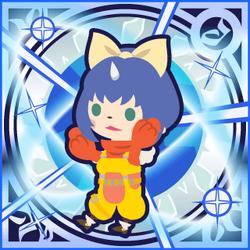 Eiko Carol Double White Magic SSR L